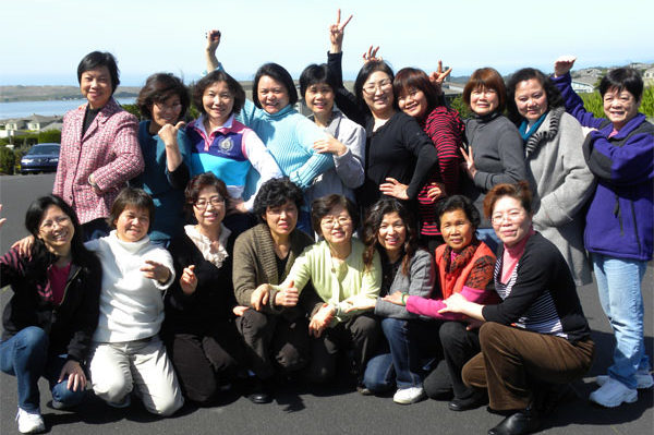 AIWA women leaders group photo for homepage